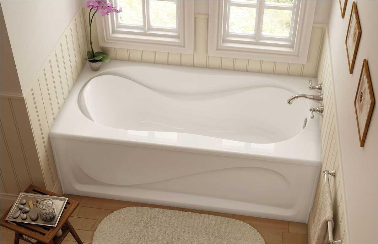cocoon 6030 ifs alcove bathtub advanta by maax