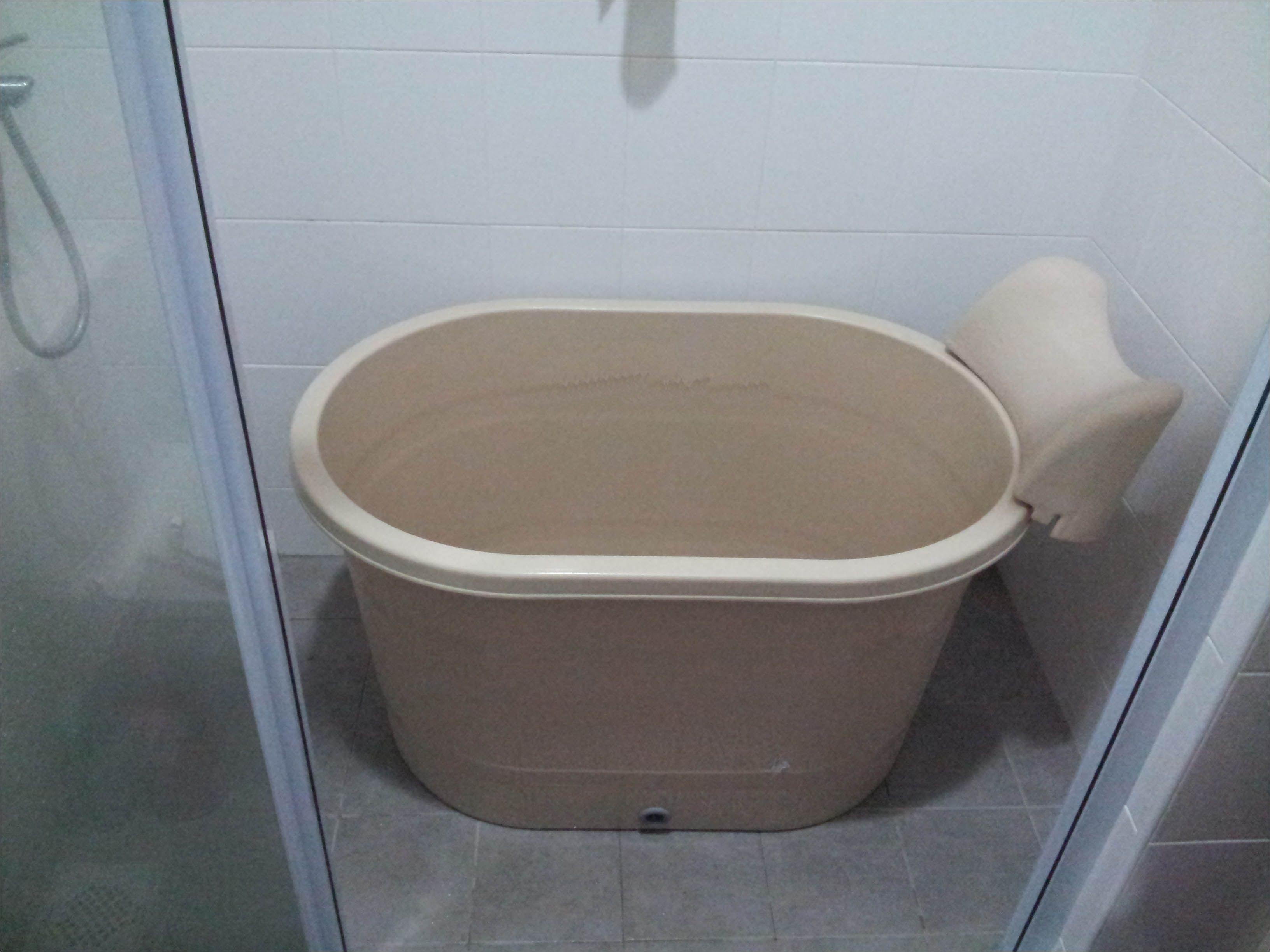 small adult portable bathtub for soaking