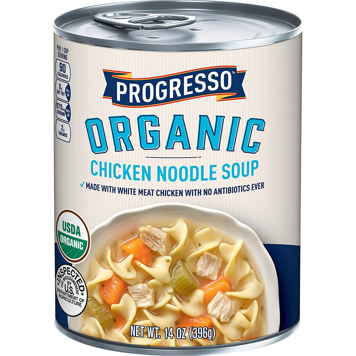 amazon com progresso organic chicken noodle soup 14 oz grocery gourmet food