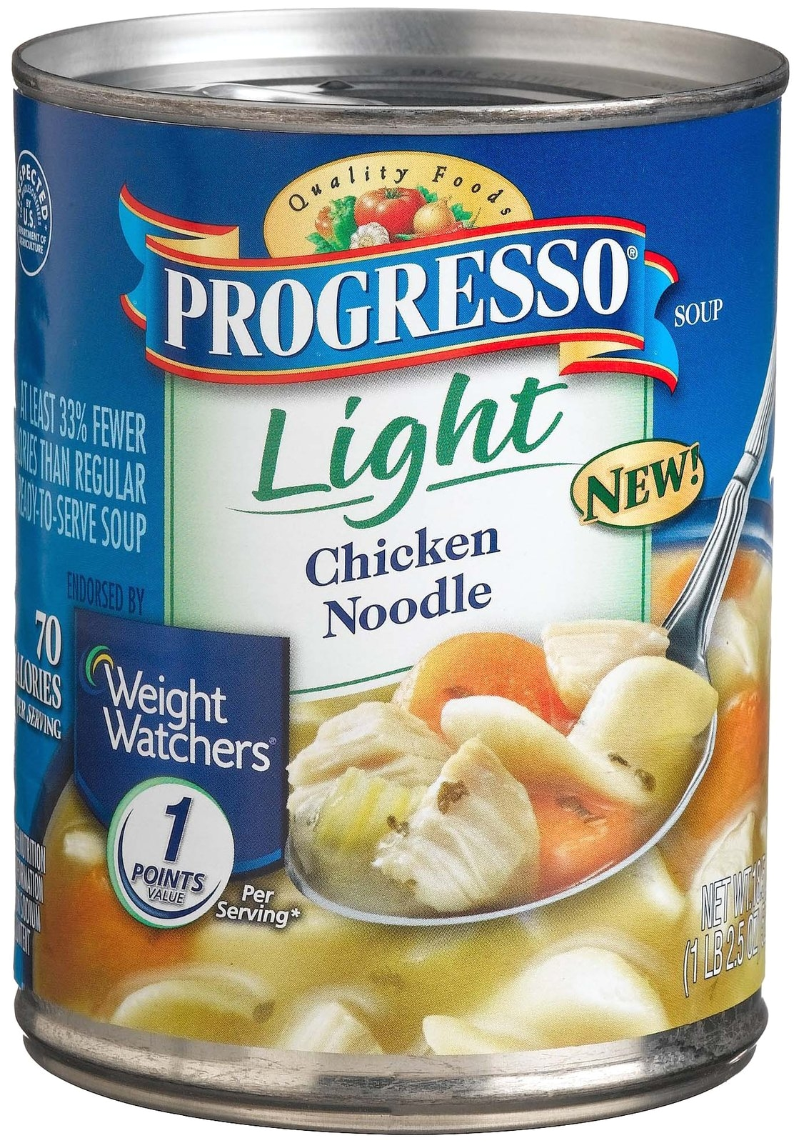 chicken noodle soup can progresso photo10