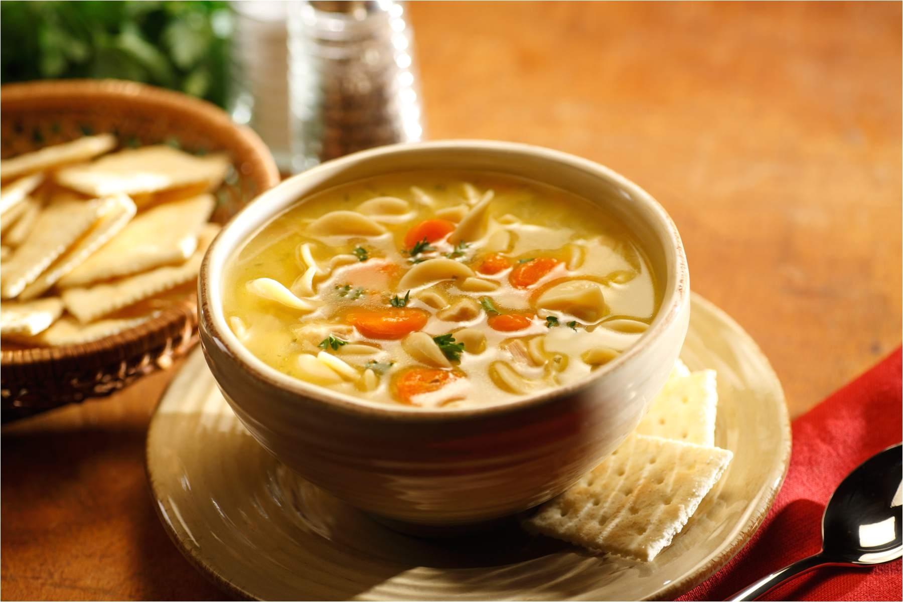 Progresso Light Chicken Noodle soup Heartburn Friendly Chicken Noodle soup Recipe