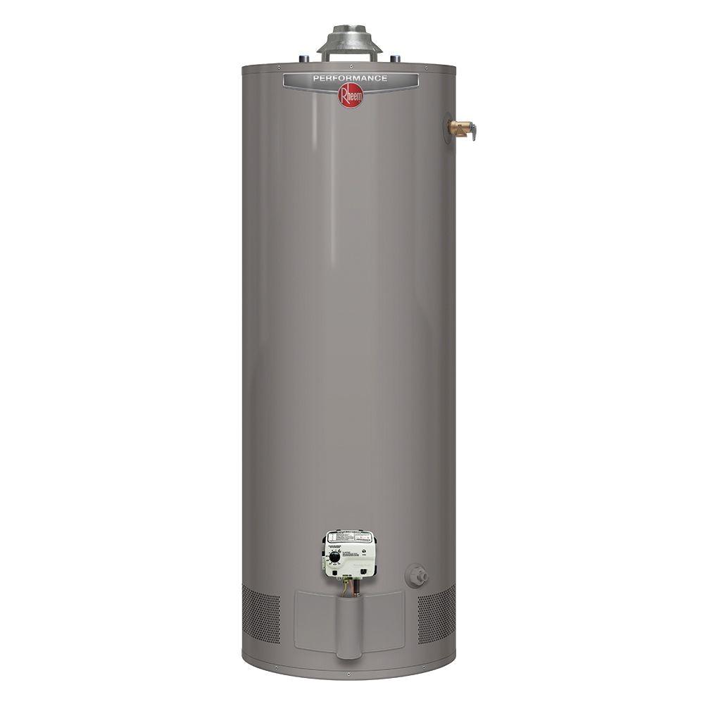 tall 6 year 36000 btu natural gas tank water heater