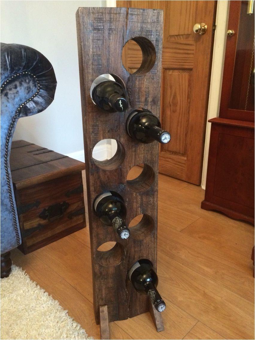 railway sleeper wine rack i made railway sleepers wine rack tea lights