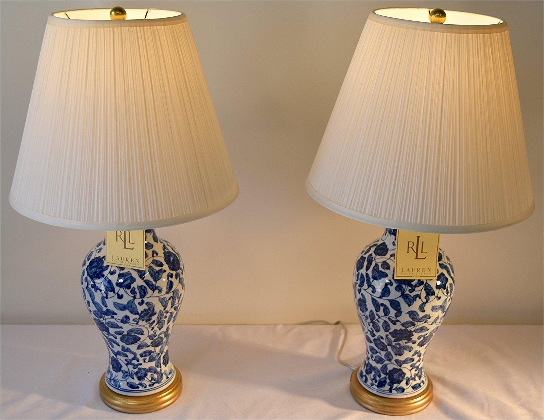 ralph lauren lamp shade pair of faceted crystal prism table ralph lauren lamps