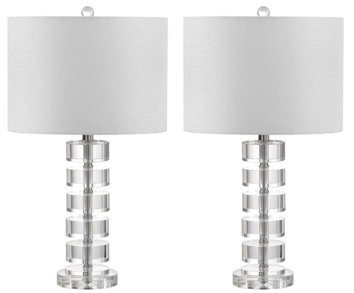 frances 25 inch h table lamp lit4364a set2