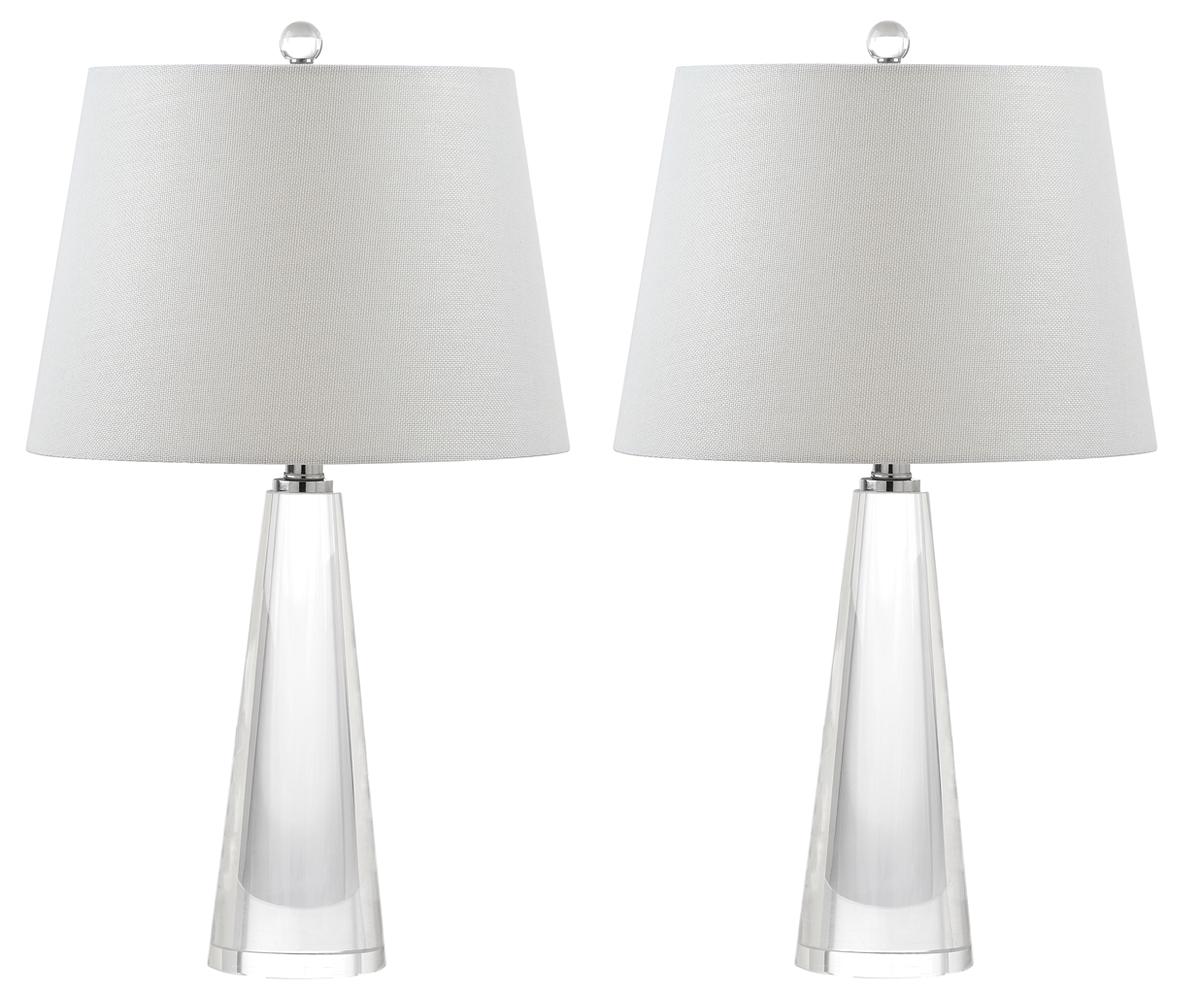 Ralph Lauren Crystal Prism Lamp Lit4366a Set2 Table Lamps Lighting