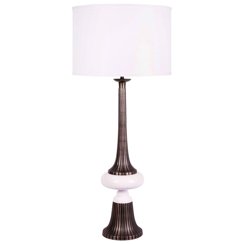 jamie young french 40 table lamp zinc door lighting lamp modern rustic