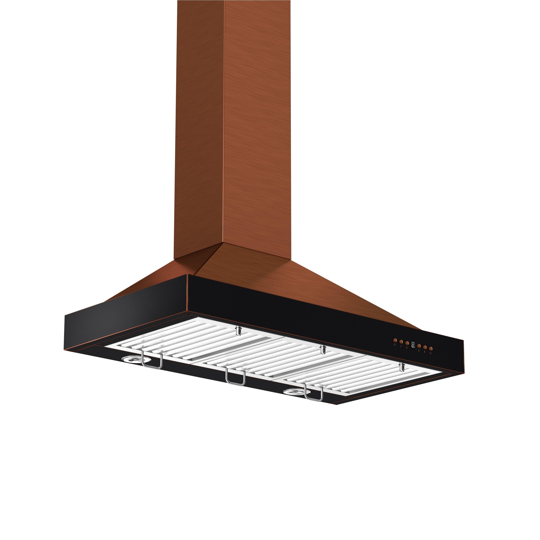 760 cfm designer series wall mount range hood kb2 cbxxx 30 free shipping today overstock com 13180846