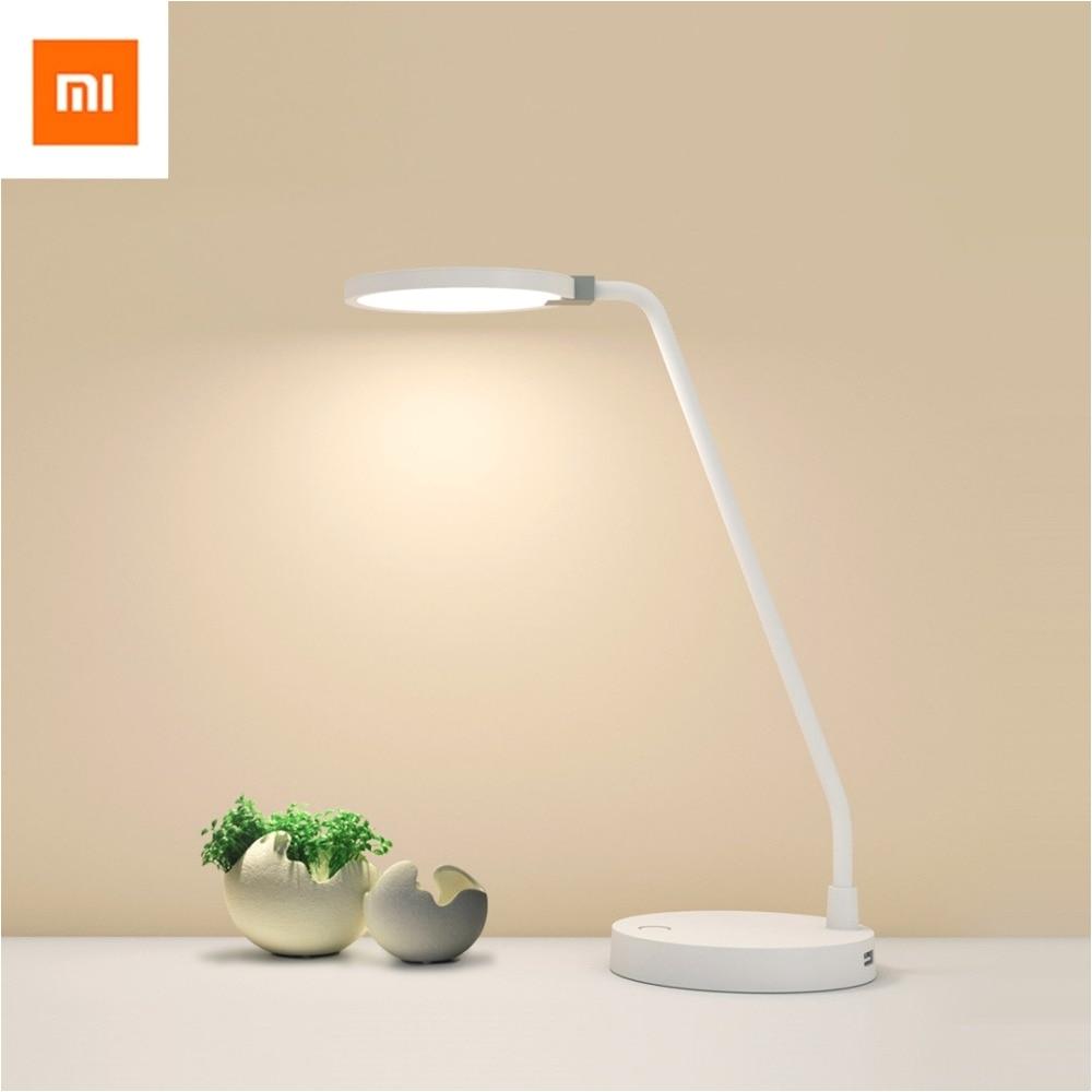 2018 original xiaomi yeelight mijia coowoo led desk lamp smart table lamps desklight no support mi