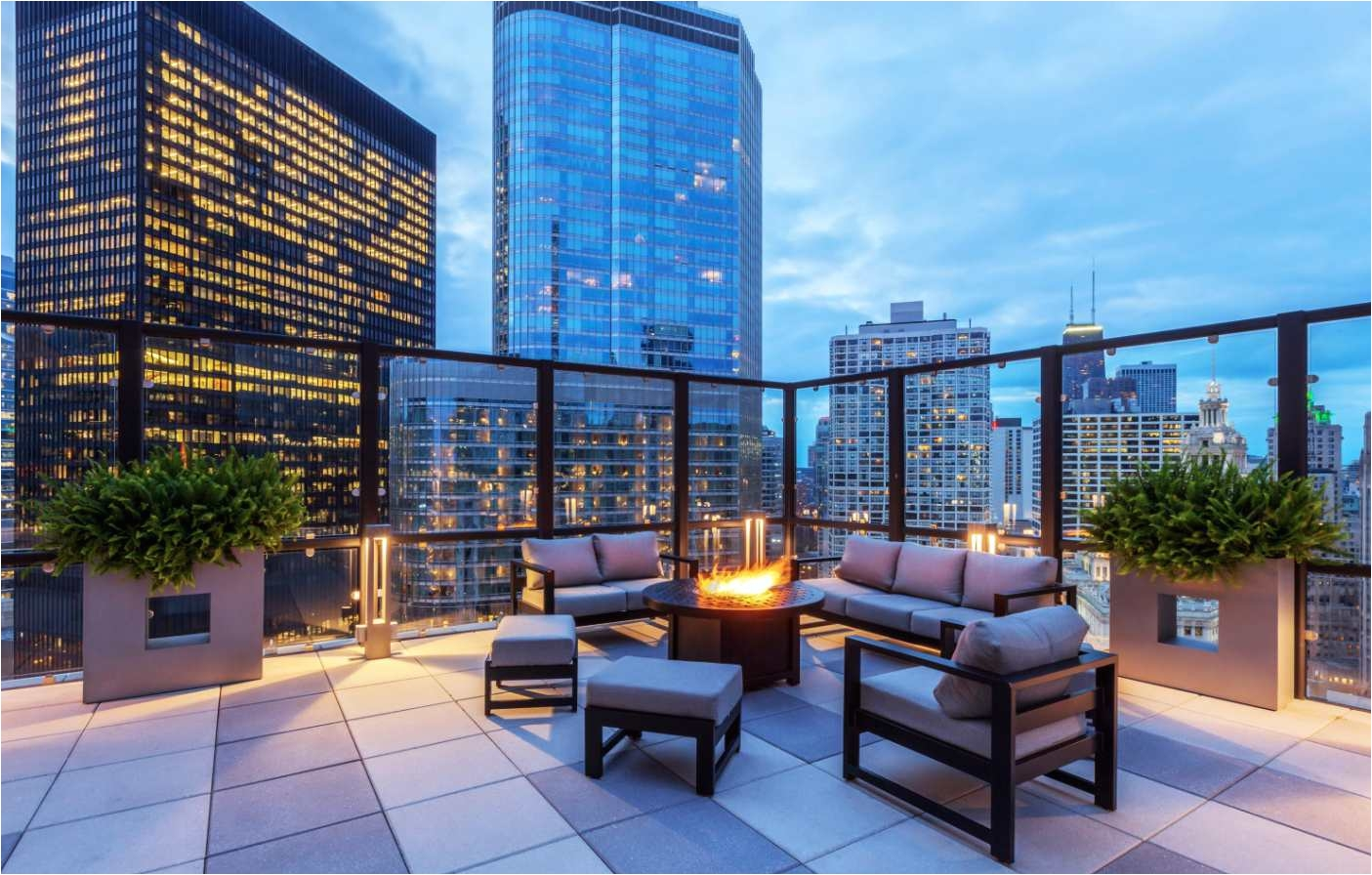best for business wyndham grand chicago riverfront
