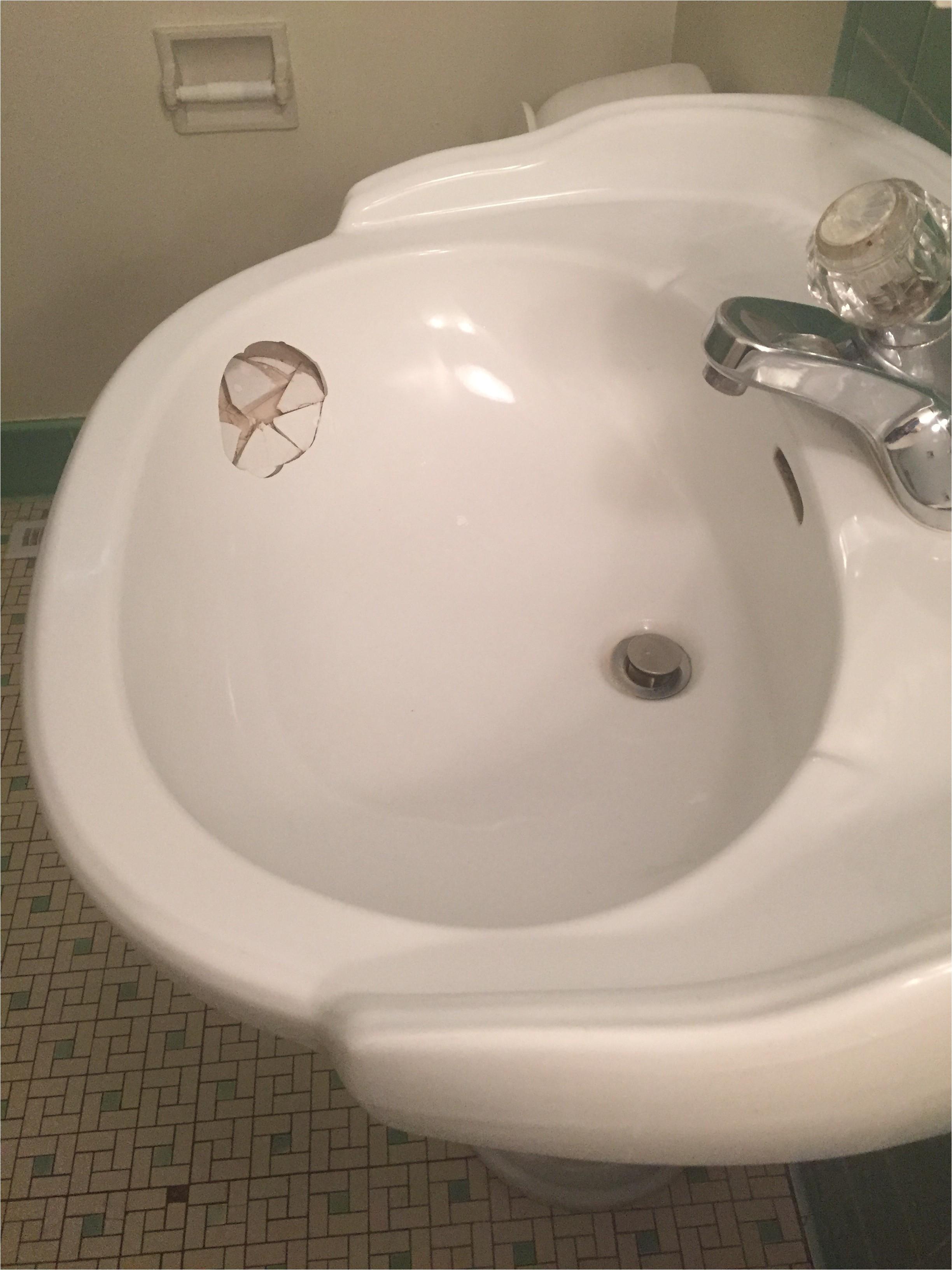 refinish bathroom sink new fresh white bathroom sink