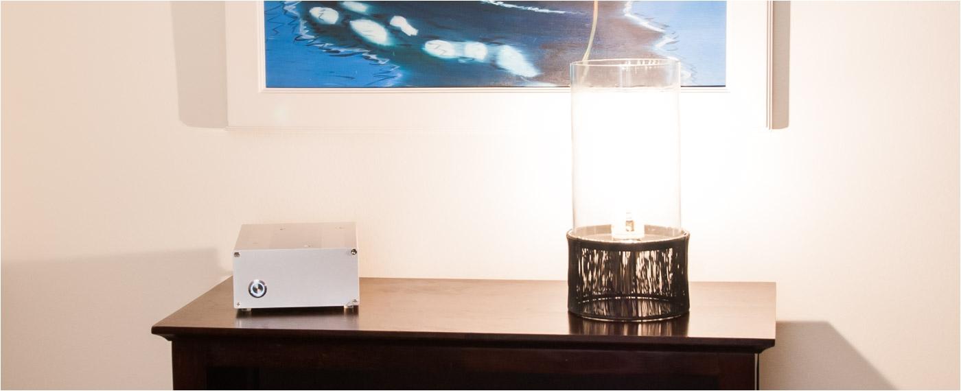 diy sunlight simulator light therapy light banner