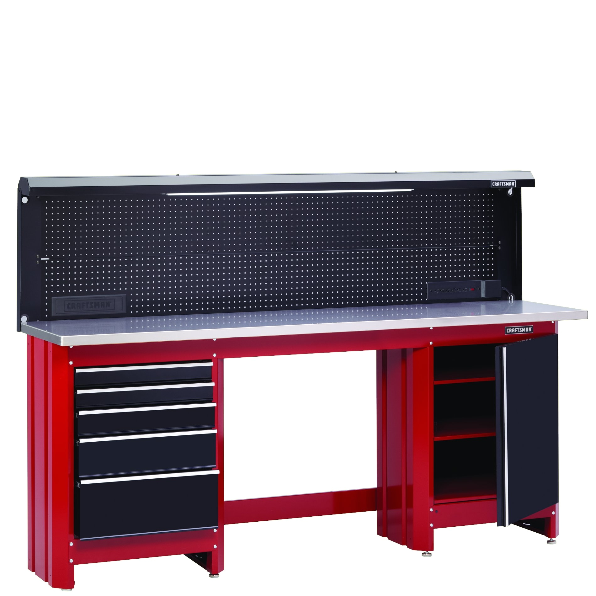 if your garage does double duty as parking space and work space a rolling workbench is essential it lets you convert your garage into a workshop quickly