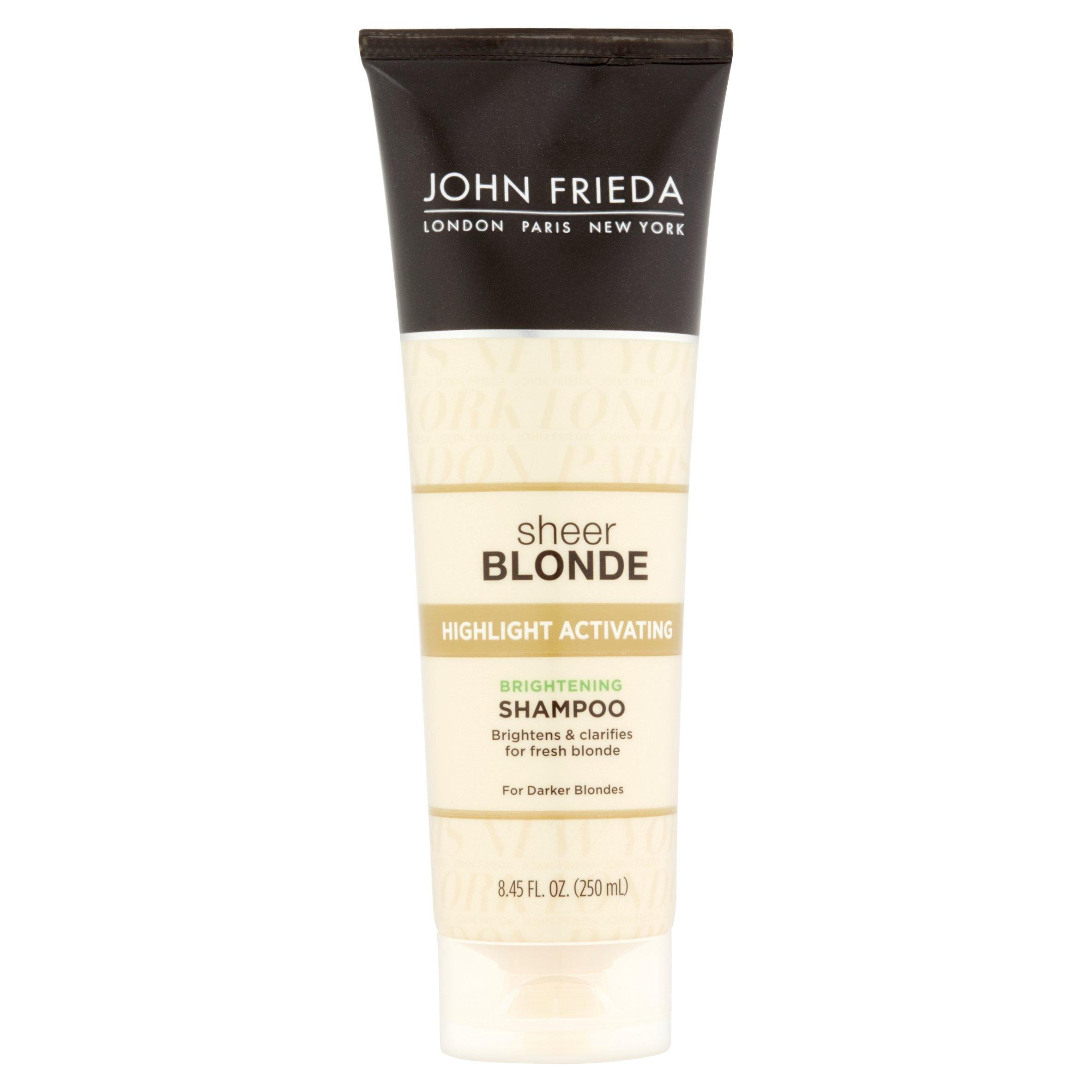 clairol professional shimmer lights blonde and silver shampoo 16 fl oz walmart com