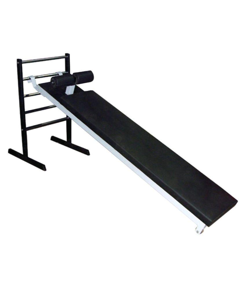 karrfit abdominal bench with ladder