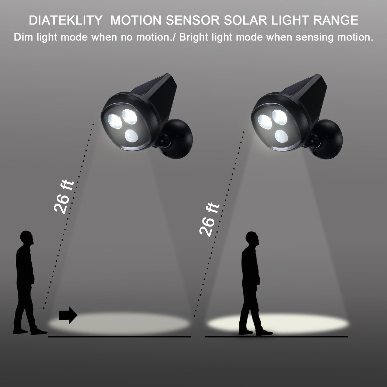 aliexpress com buy tamproad led motion sensor light wireless spotlight solar motion light solar powered outdoor lamp weatherproof night light from
