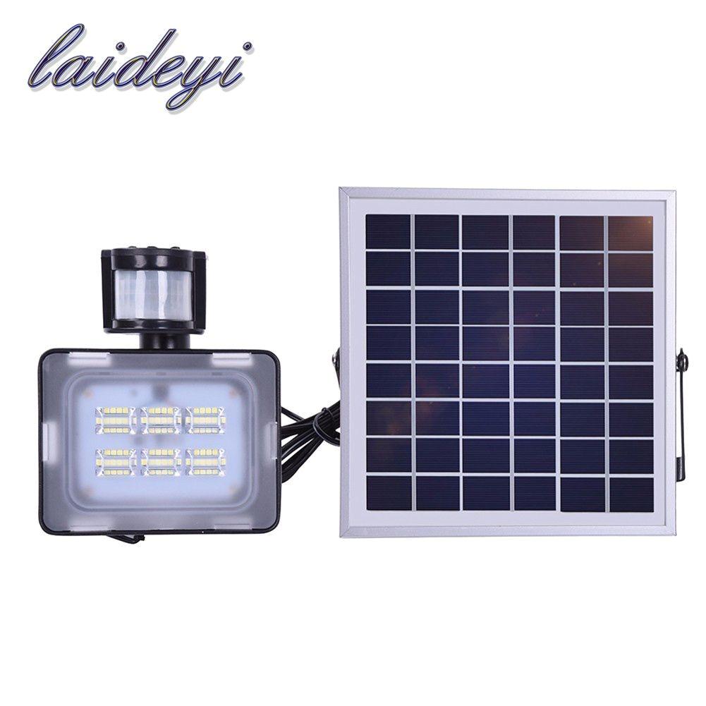 hot selling solar 12v 10w led flood light motion sensor 12vdc 24vdc ip65 waterproof led security