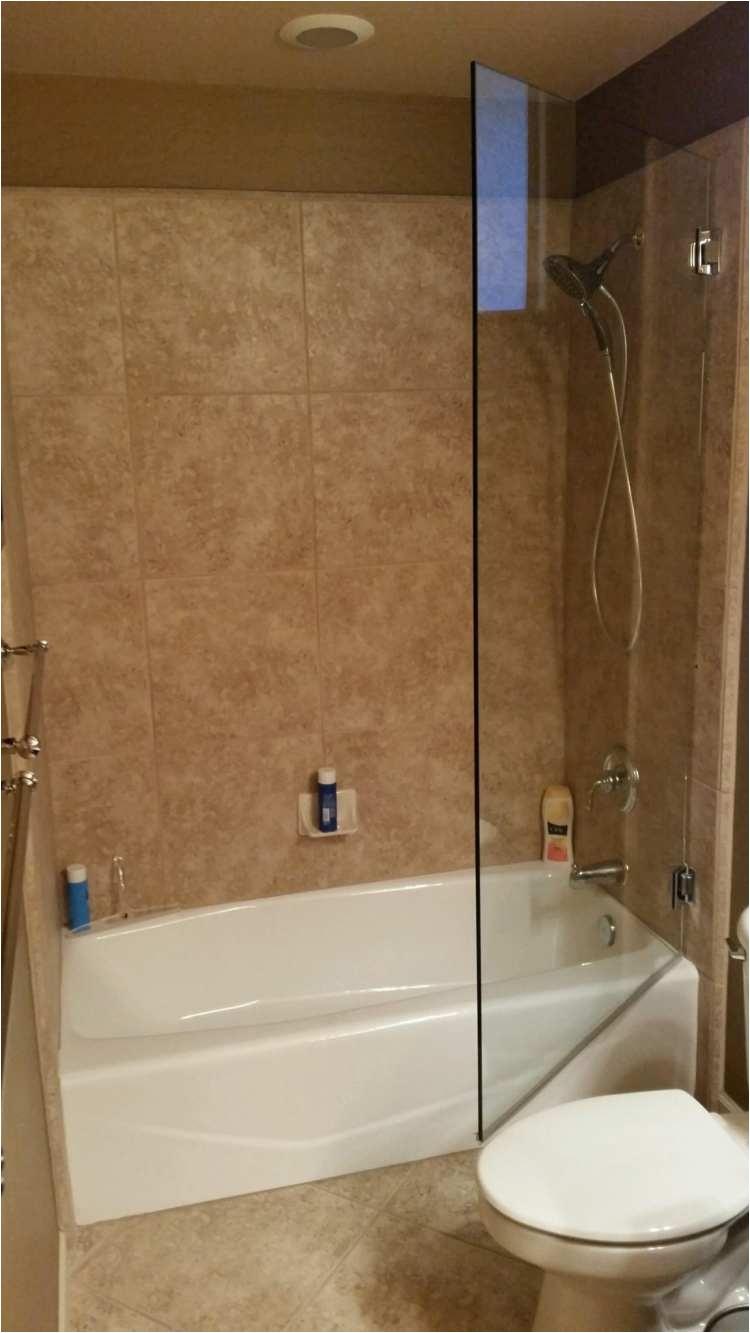 tub shower doors glass frameless lovely luxury frameless glass doors for tubs best home design of