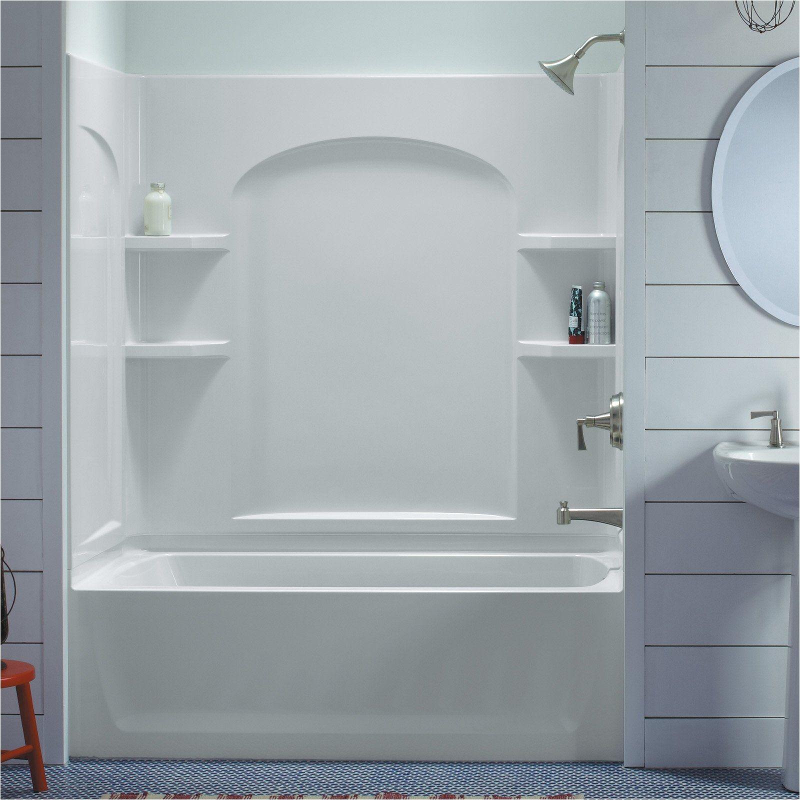 sterling ensemblea¢a¢ 60w x 74h in curve bathtub shower bo 811 99