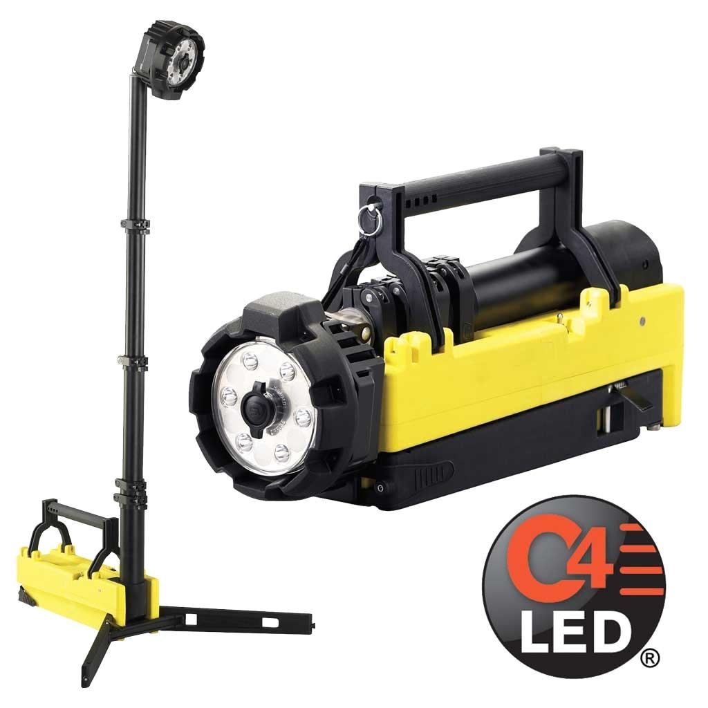 streamlight portable led scene light