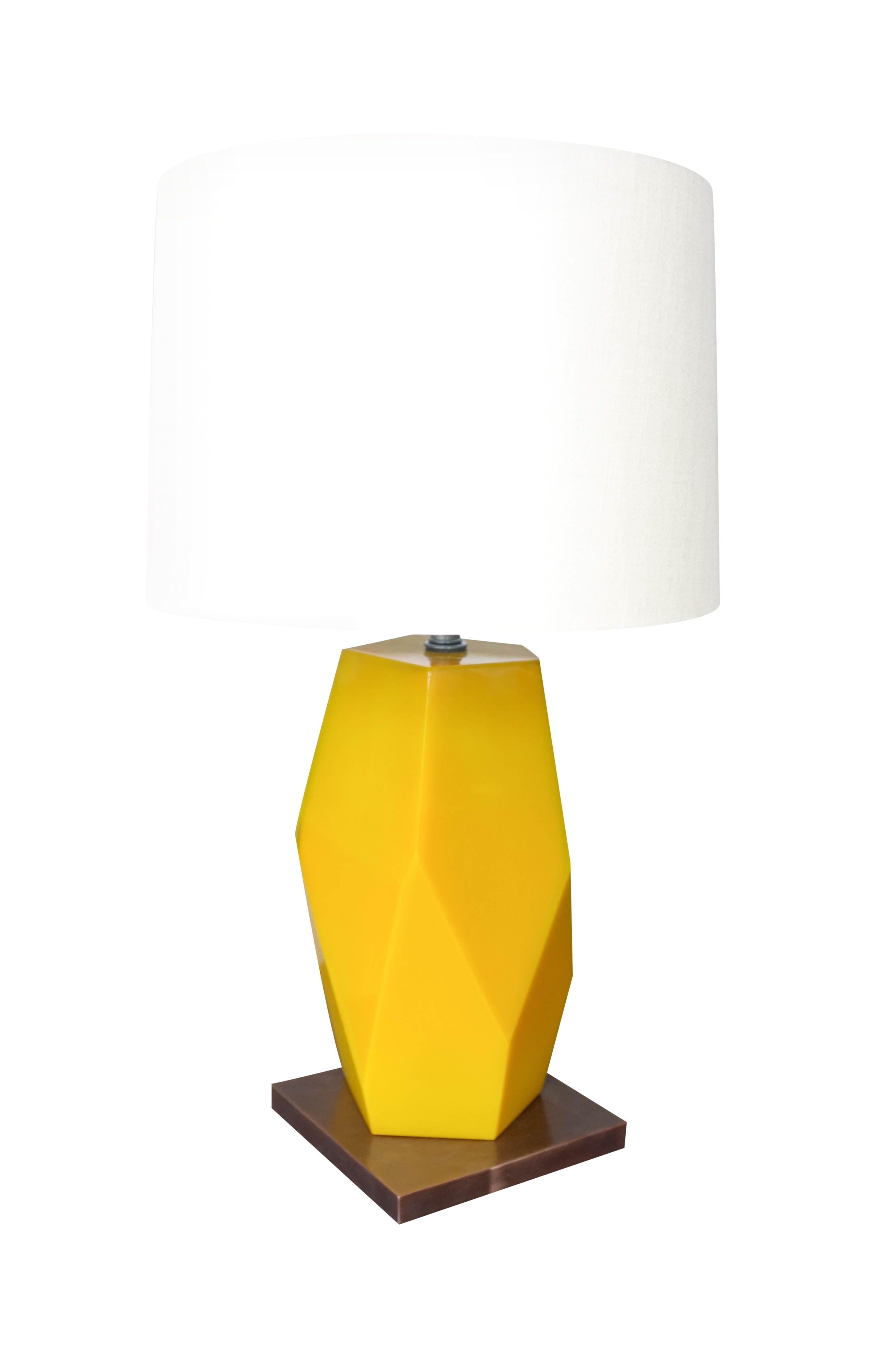 6od x 22 1 2oh grand facet lamp peking glass