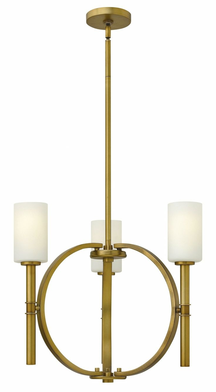 hinkley lighting margeaux 3 light chandelier wayfair 22x18 271x2