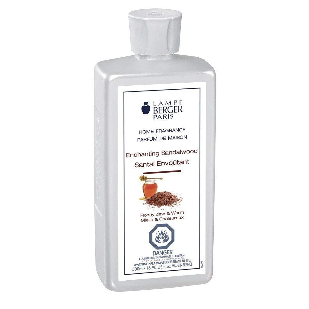 amazon com lampe berger fragrance enchanting sandalwood 500ml 16 9 fl oz home kitchen