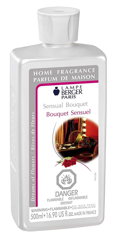 amazon com lampe berger fragrance sensual bouquet 500ml 16 9 fl oz home kitchen