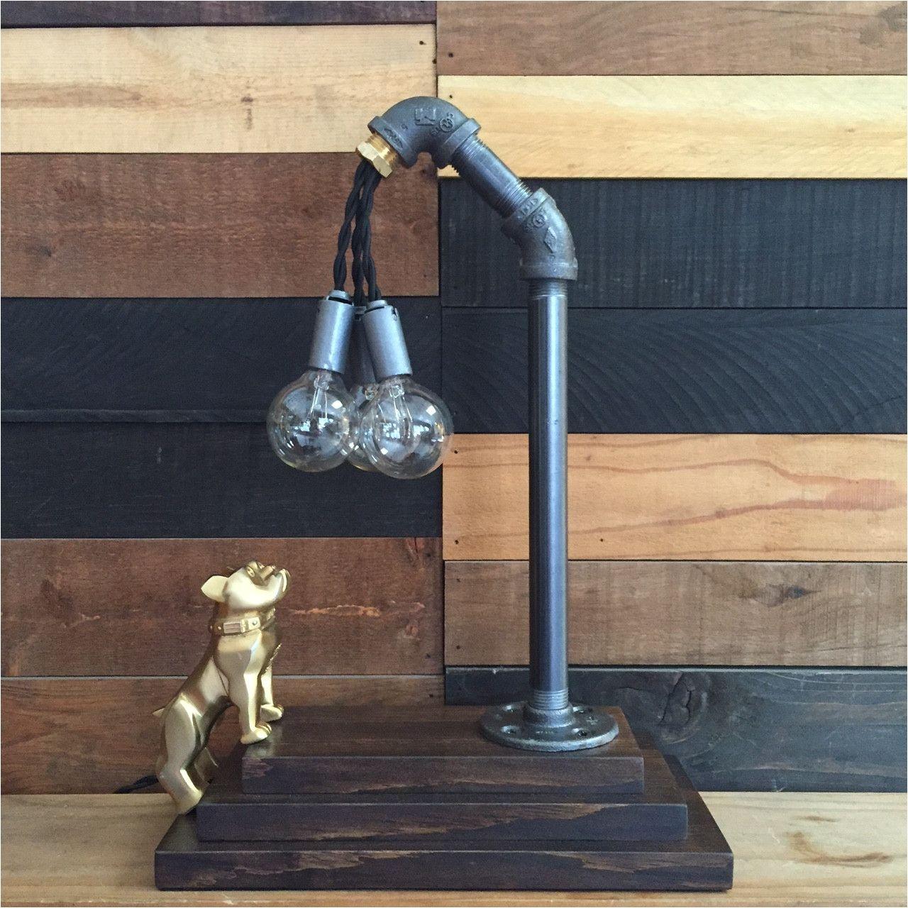 brass mack touch lamp