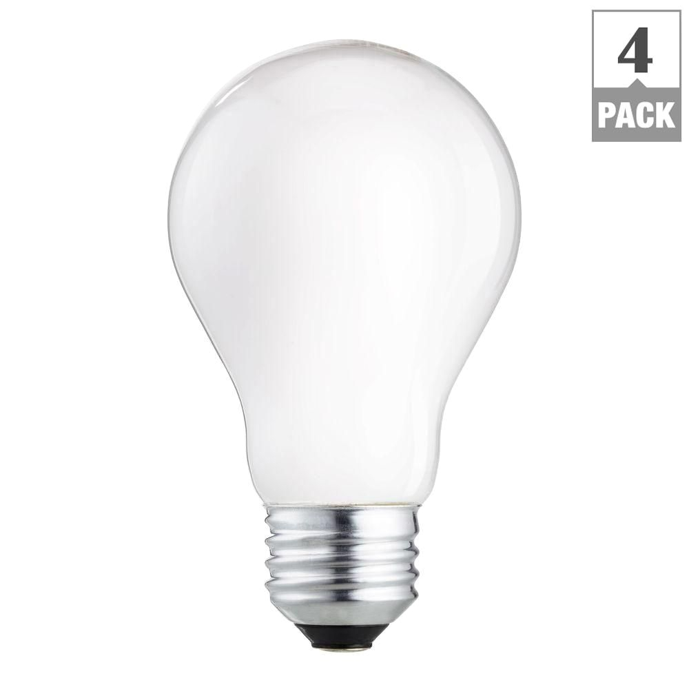 best halogen philips 60 watt equivalent a19 halogen long life light bulb