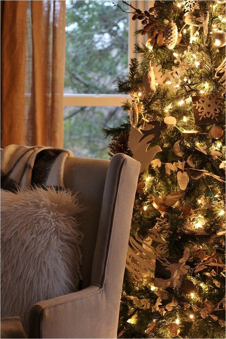 Twinkle Light Christmas Tree Farmhouse Christmas Lights tour Best Twinkle Twinkle Christmas