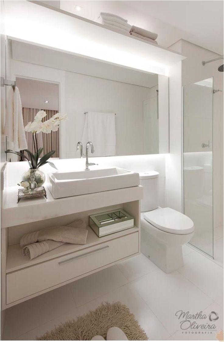 white bathroom yes please