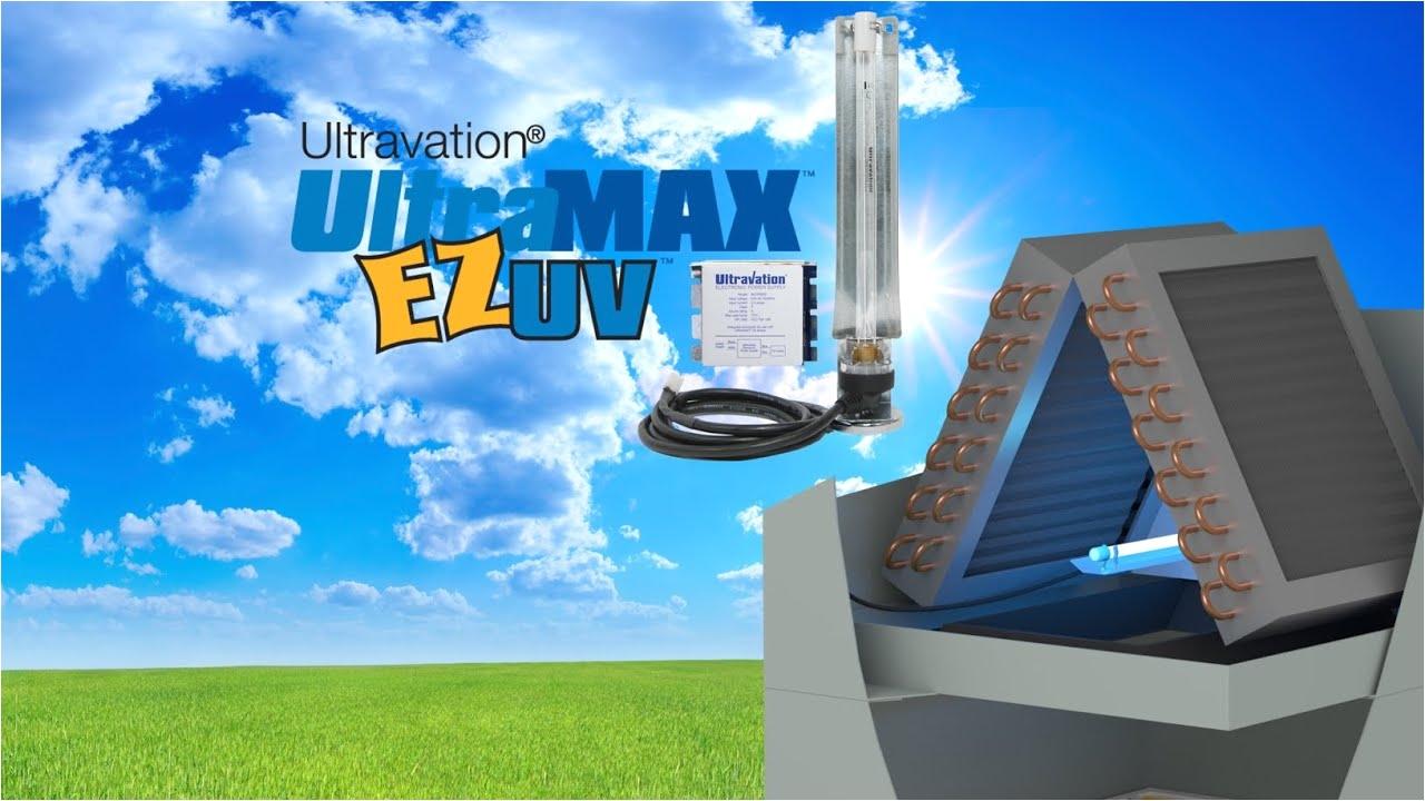 "Ultravation Uv Light Ultravation Ultramaxa""¢ Ezuva""¢ Germicidal Uv Lights for Hvac Indoor"