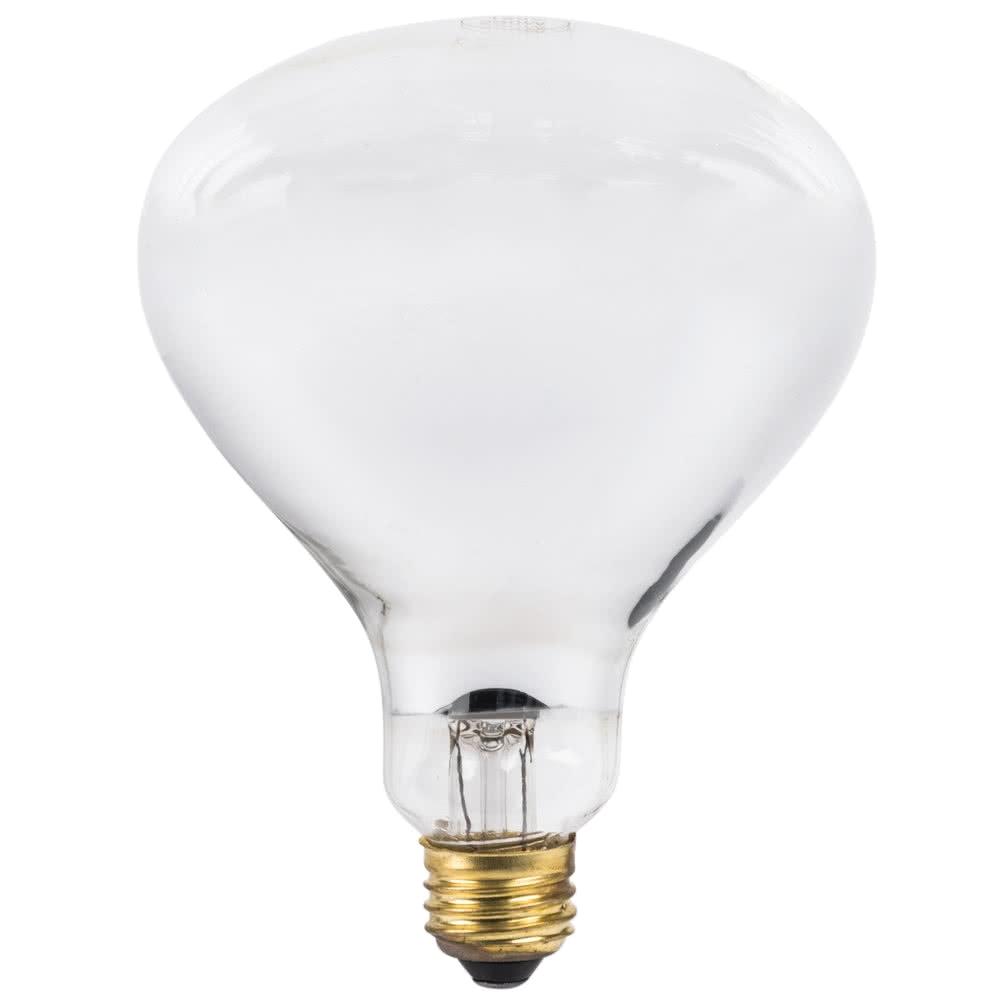 120 volts lavex janitorial 250 watt infrared heat lamp light bulb