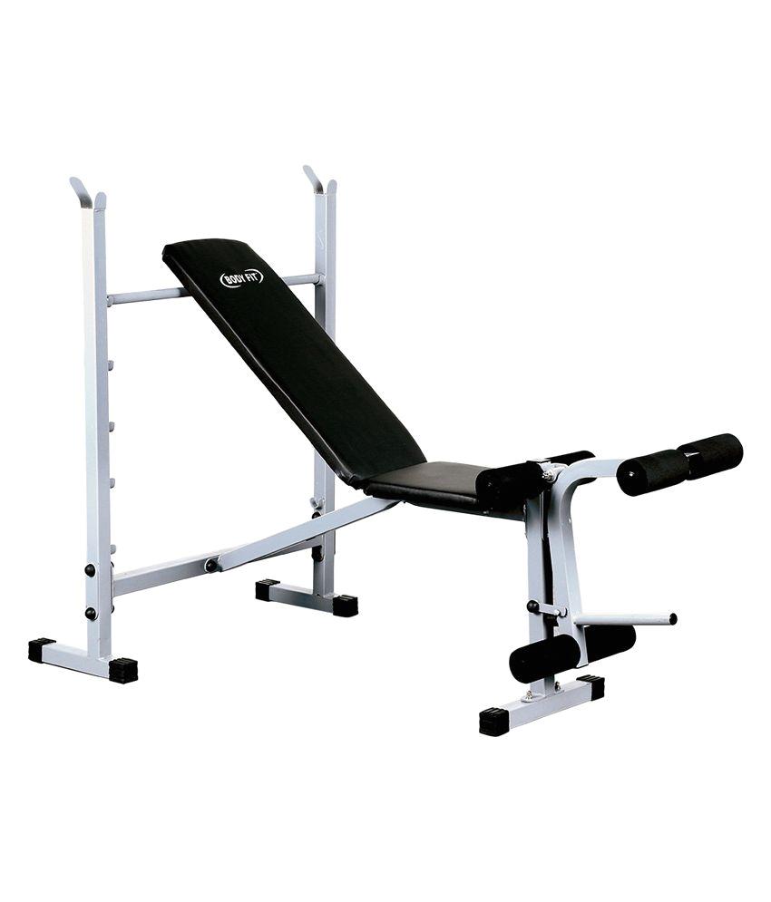 body gym ez multi weight bench 300