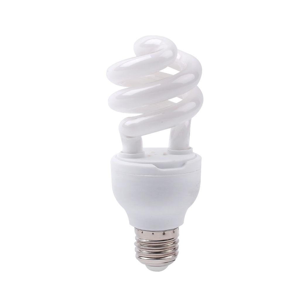 Uvb Light Bulbs 13w Spiral Style Reptiles Lizard Turtle Uv Uvb Light Energy Saving