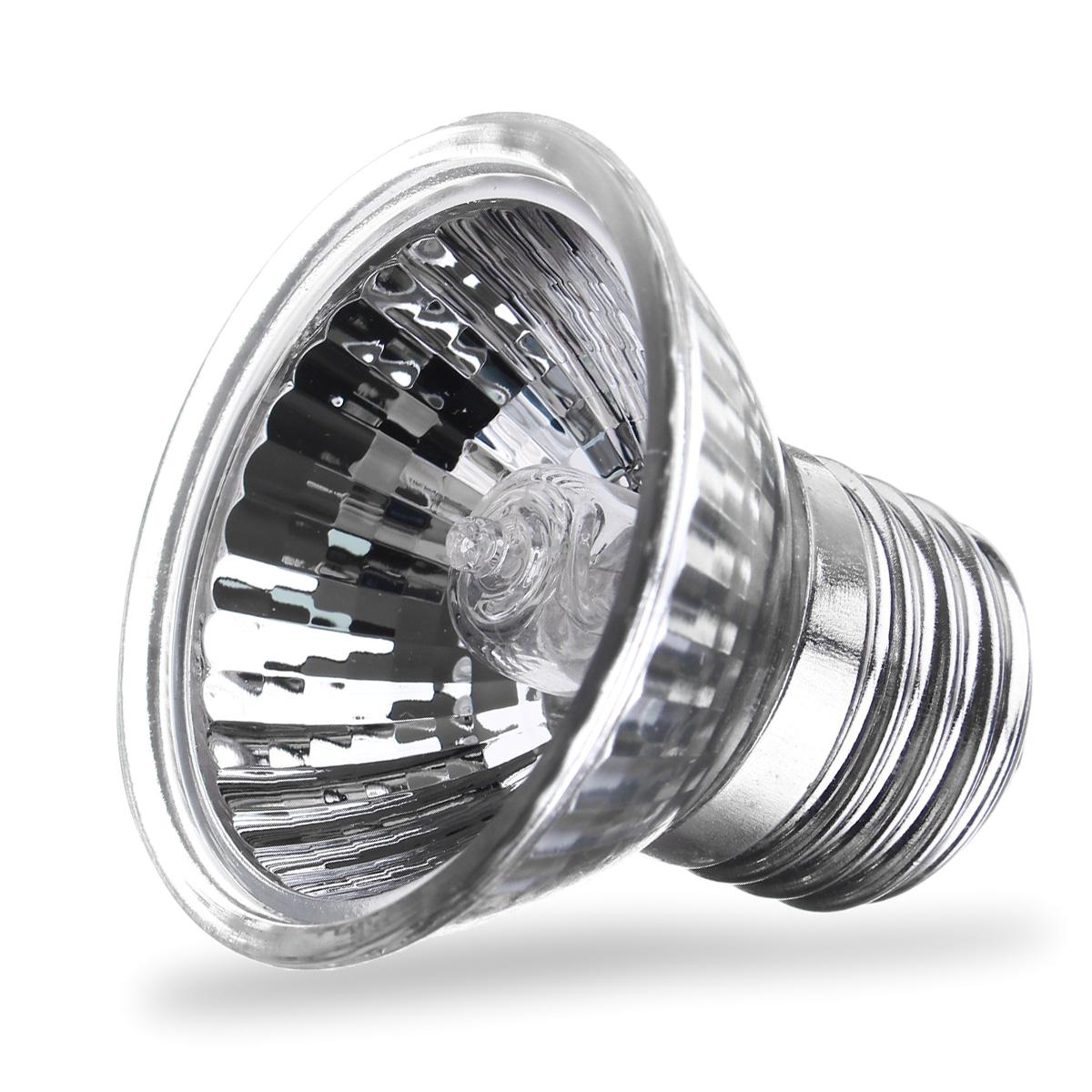 e27 25w 40w 50w 60w 75w uvauvb led light bulb reptile pet terrarium brooder
