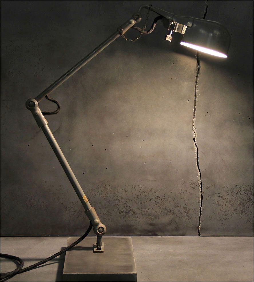 6 vintage desk lamp