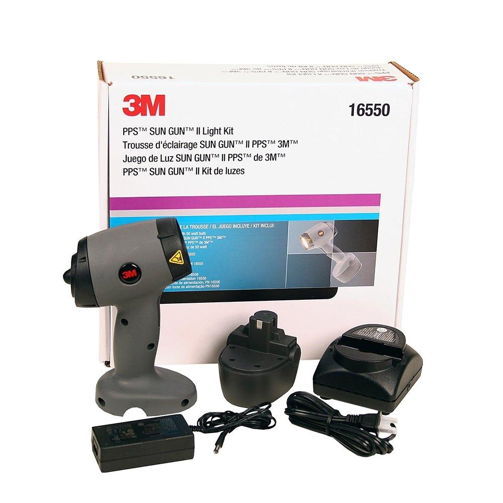 get quotations a· 3m 16550 pps sun gun ii light kit