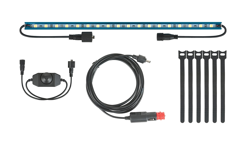 get quotations a· rhino rack ledkit2 sun seeker led light kit