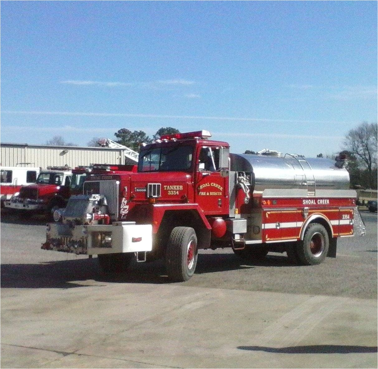 shoal creek fd volunteer fire departmentfire