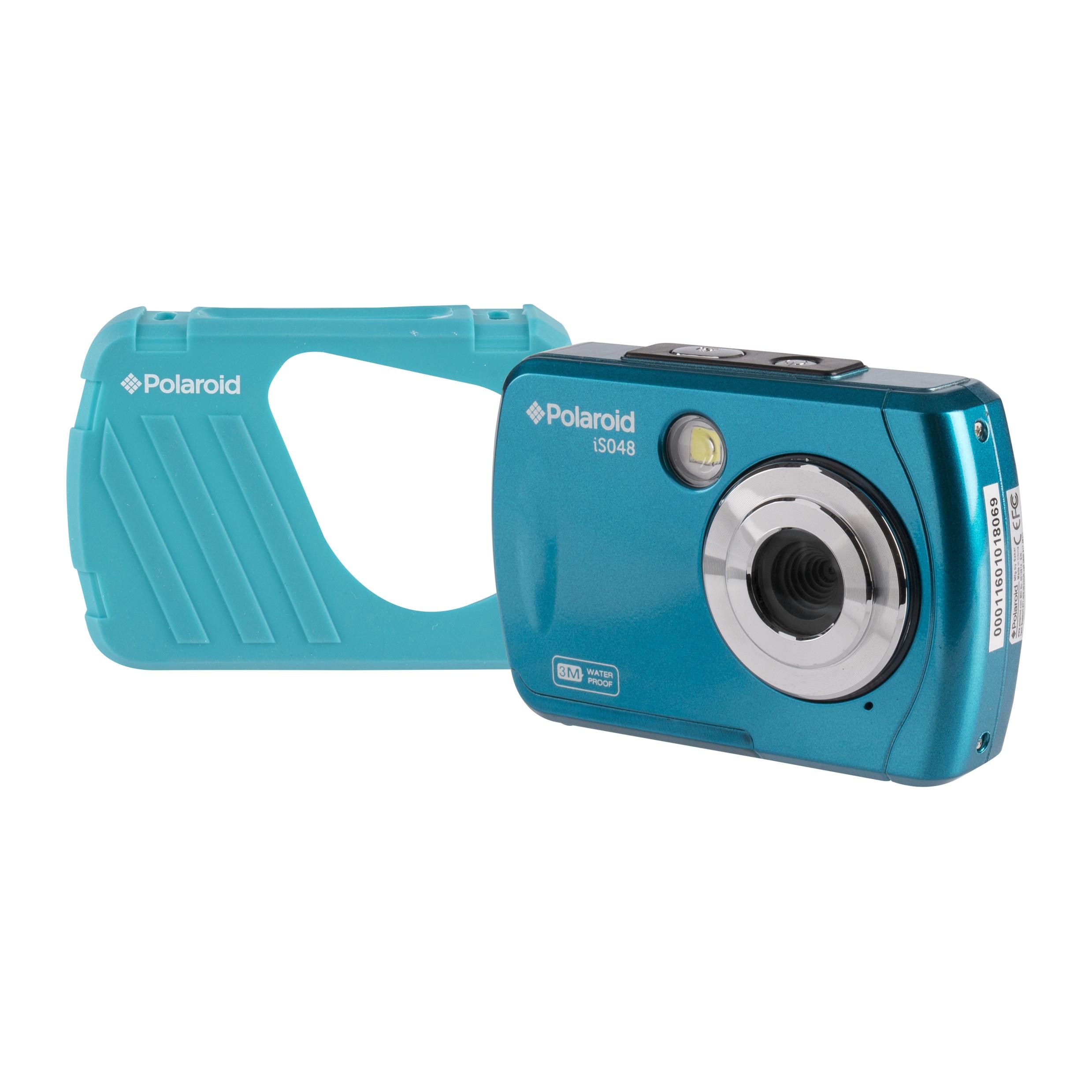 polaroid is048 waterproof digital camera with 16 megapixels walmart com