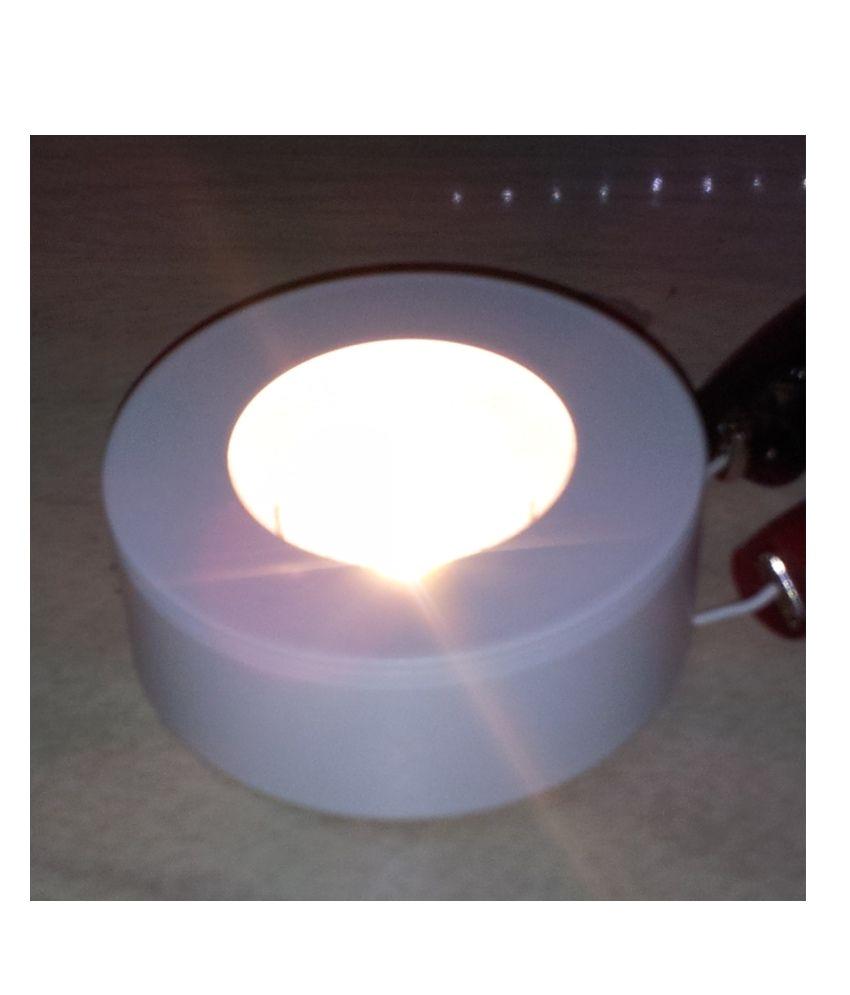 101 lighting surface cob led light 5 watts