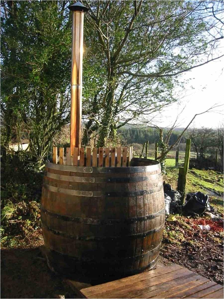 phillip landers oak barrel bath