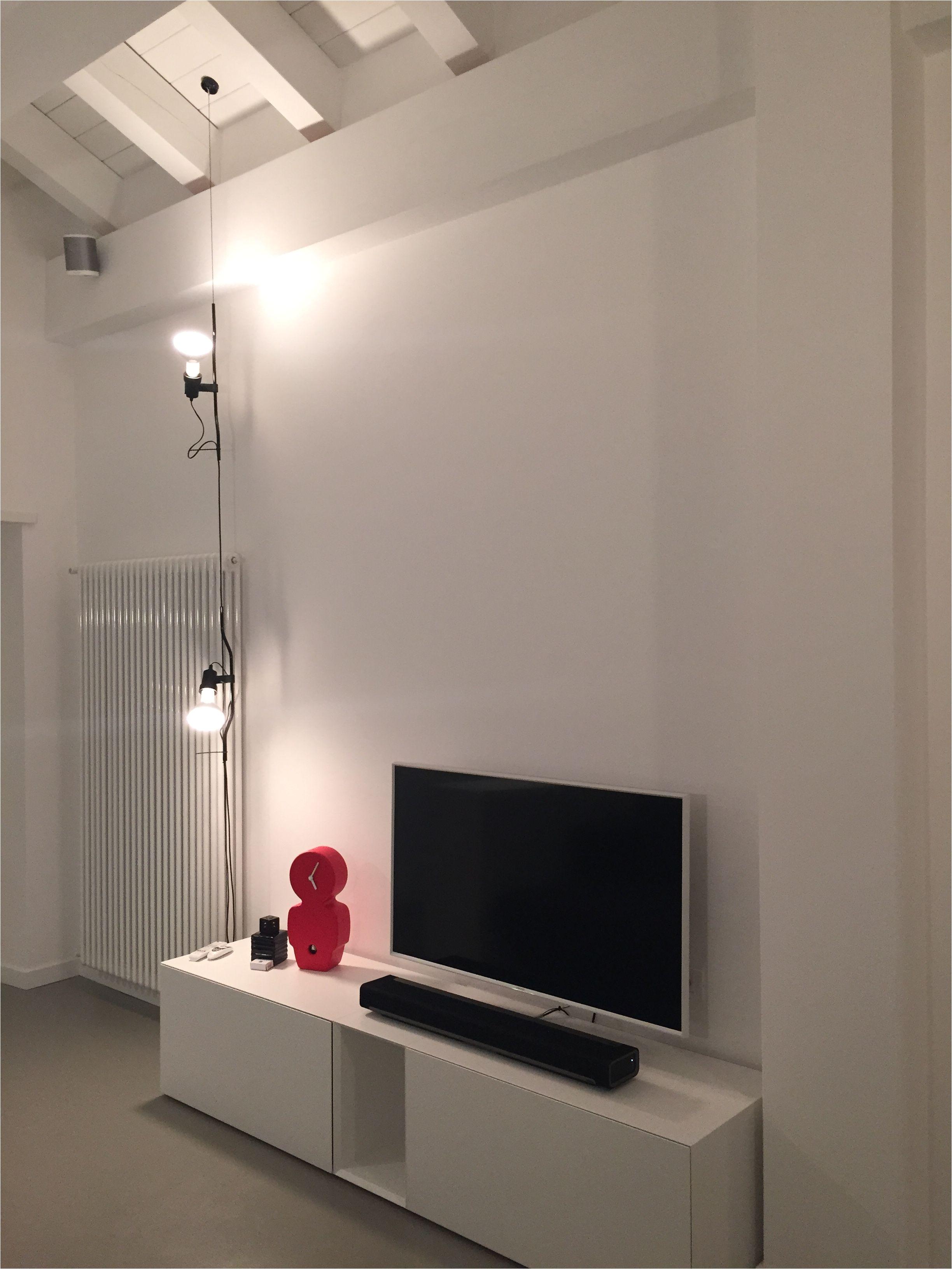 abitazione privata illuminazione soggiorno led lighting design