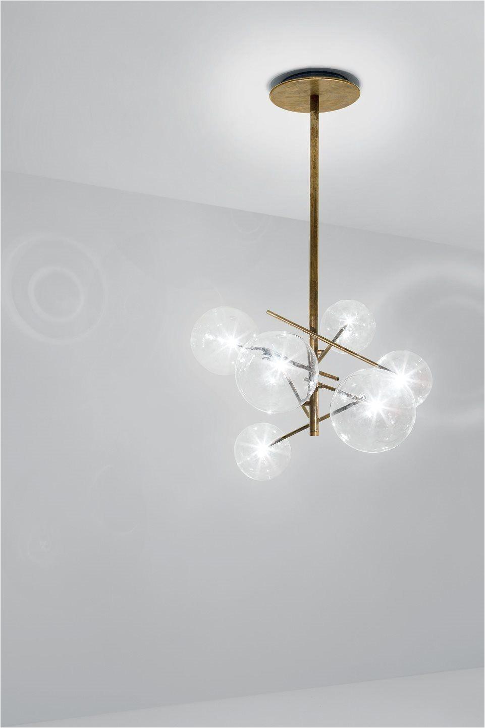 Wireless Overhead Light Bolle Ceiling Light by Gallotti and Radice Via Designresource Co