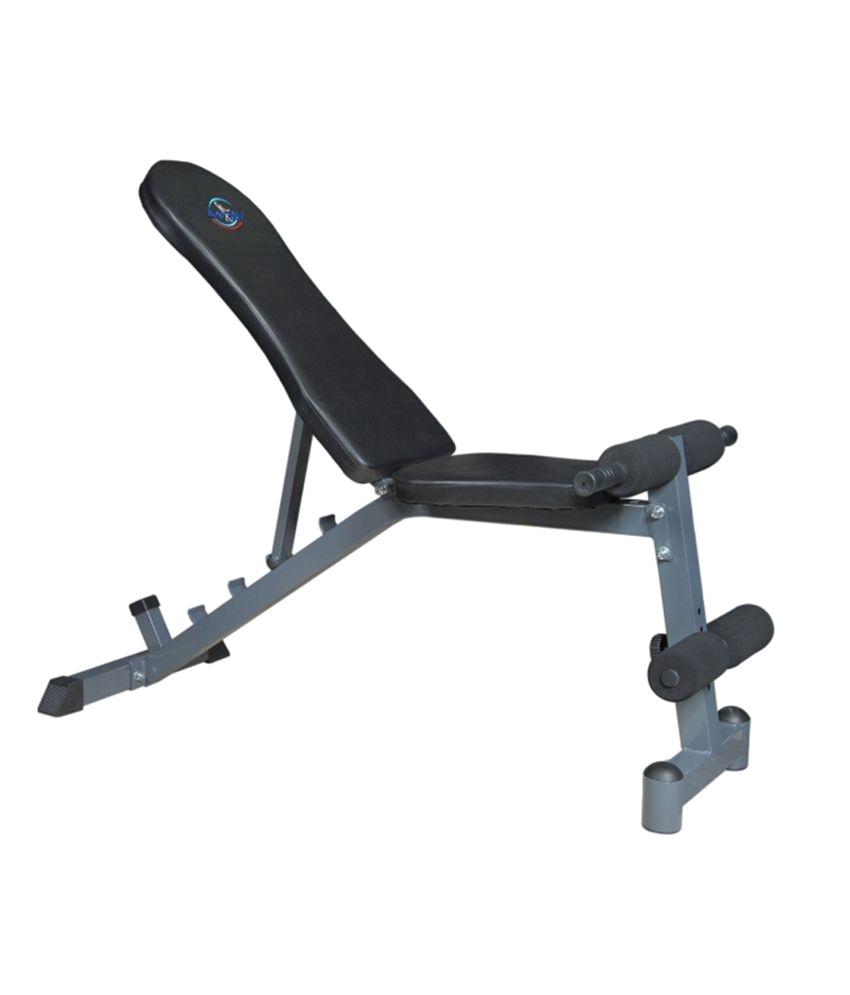 aerofit sit up bench hf980 rangifer gym gloves