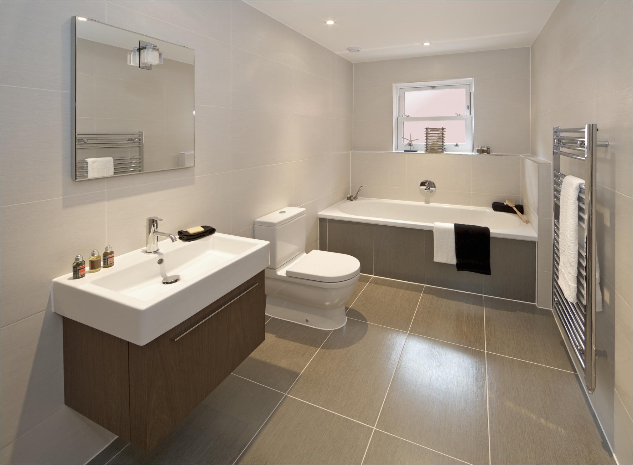 10×10 Bathroom Design Ideas Advice Best Tile Size for Bathrooms