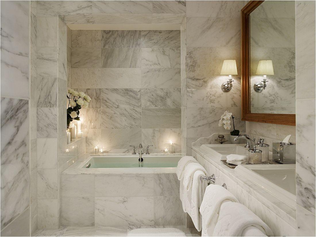 30 Marble Bathroom Design Ideas 2