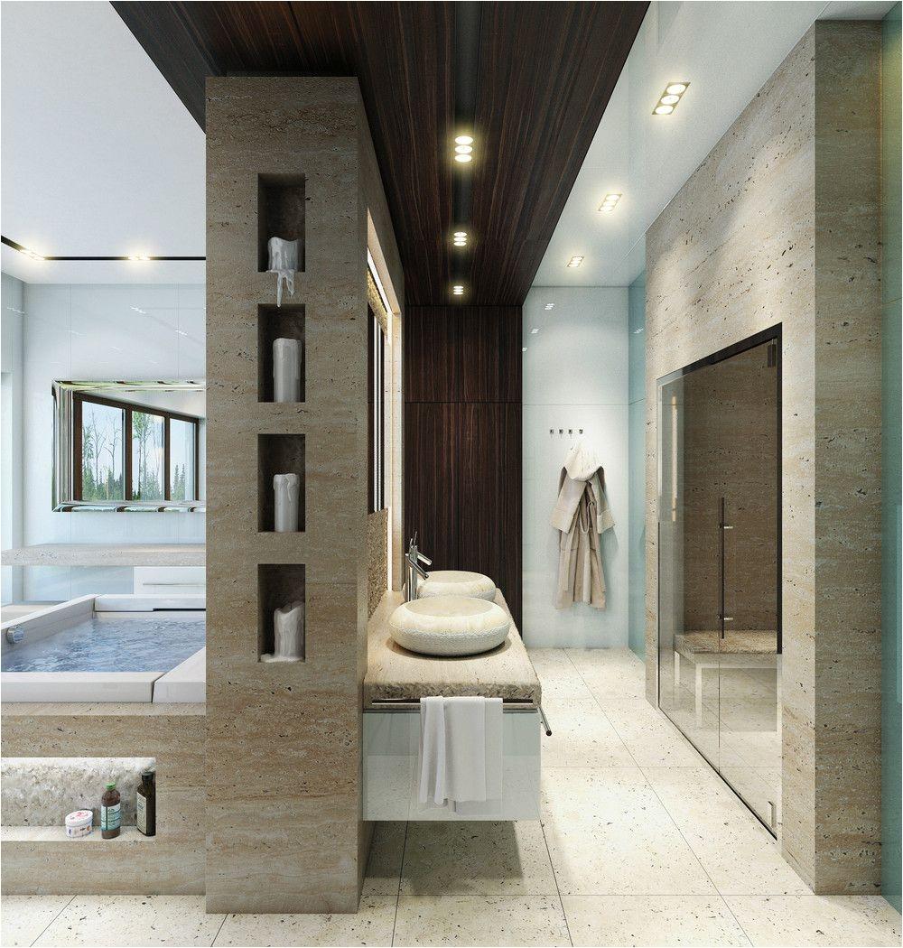25 Luxurious Bathroom Design Ideas To Copy Right Now · Dwelling Decor